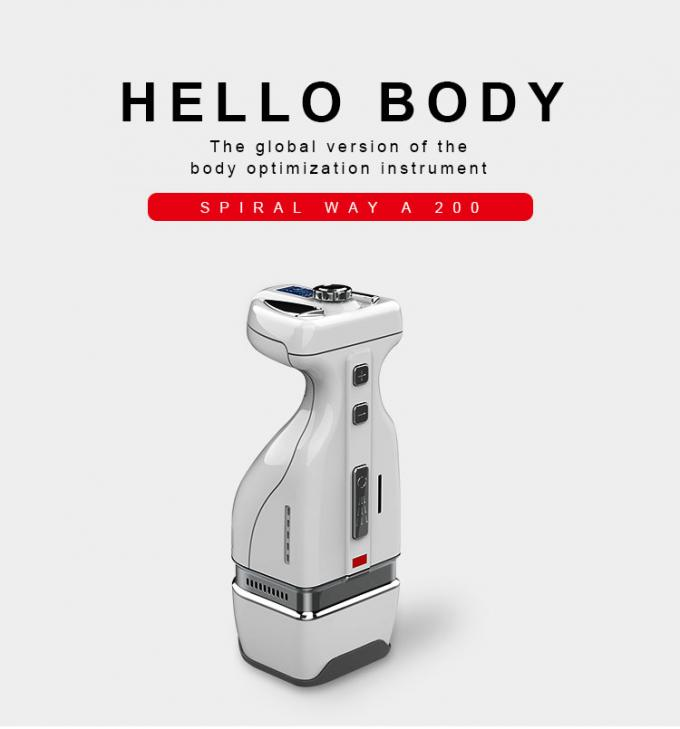 HelloBody Handy Hifu Body Slimming Machine Belly Fat Removal