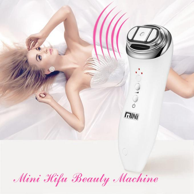 Durable HIFU Home Beauty Machine Radio Frequency Face Lift Machine 3HZ