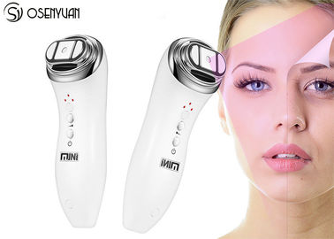 China Durable HIFU Home Beauty Machine Radio Frequency Face Lift Machine 3HZ supplier