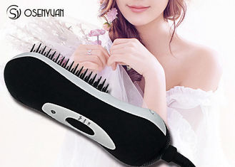 Electric Power Infrared Hair Dryer Brush 50/60Hz With 360 Degree Swift Cord