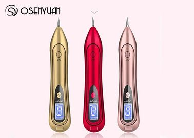China Laser Spot Tattoo Freckle Removal Pen Portable LCD Skin Care Tool Kits supplier