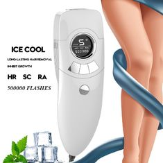 China Permanent IPL Hair Removal Epilator Depilatory ICE Cool Laser Full Body Use supplier