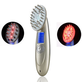 China Red Led Light Hair Regrowth Laser Comb Scalp Massage 650nm Low Level Laser factory