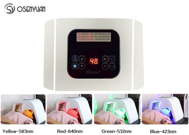 China 32W LED Light Therapy Face Mask Machine Beauty SPA Phototherapy For Skin Rejuvenation distributor