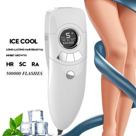 China Permanent IPL Hair Removal Epilator Depilatory ICE Cool Laser Full Body Use factory