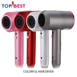 China 4 Colors Hair Salon Home Beauty Machine Strong Wind Electric Hair Blowers Dryer factory