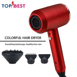 China Hair Dryer Home Beauty Machine Lightweight Negative Ion Hair Blow Fast Straight Air Styler factory